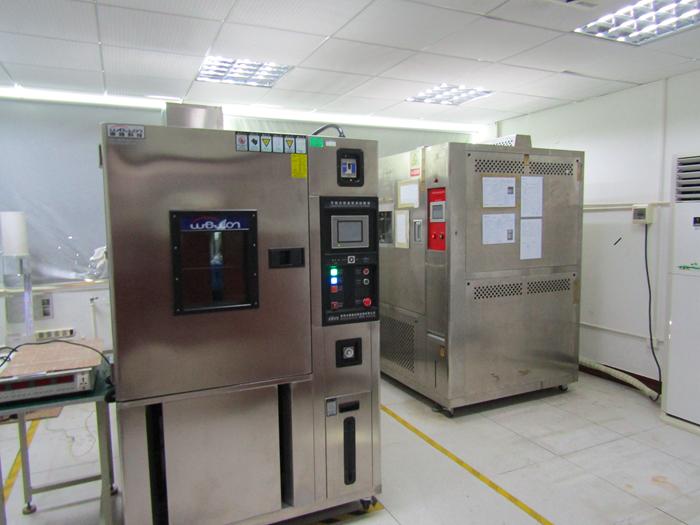 不干胶标签温度湿度测试设备