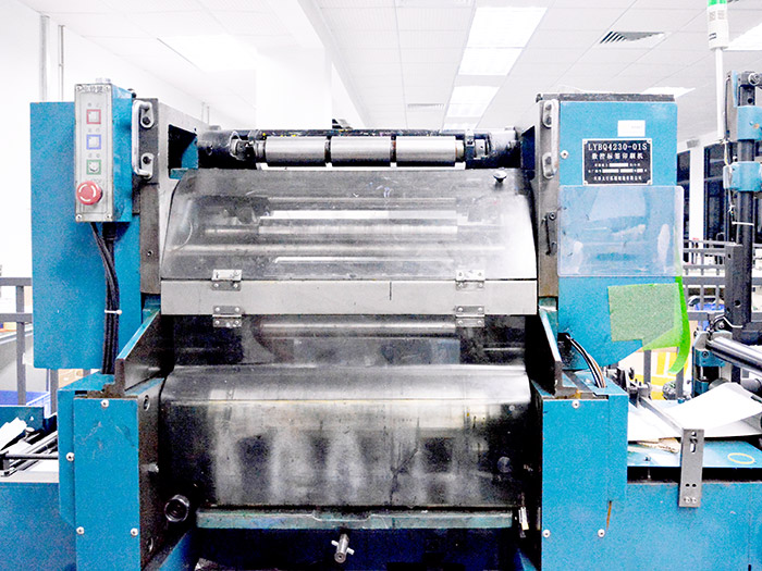 国塑生产设备-6号机