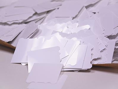 国塑印刷光白PC