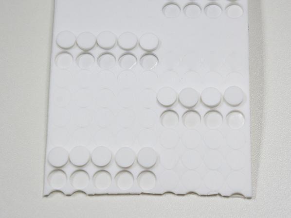 国塑印刷白硅胶定制