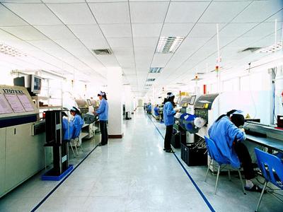 专业SMT生产车间
