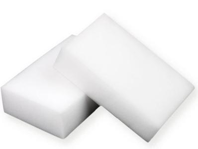 白色海绵块