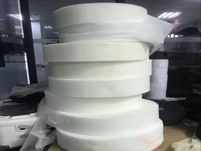 白色海绵原材料