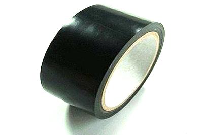 卷筒黑色硅胶