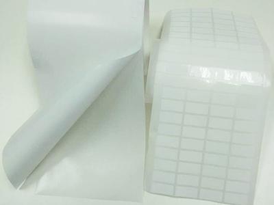 耐高温可移铜板纸标签