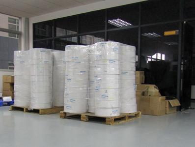 国塑印刷铜版纸原料
