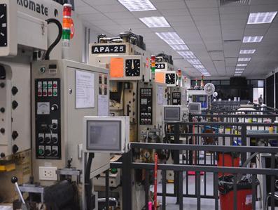 国塑印刷车间设备