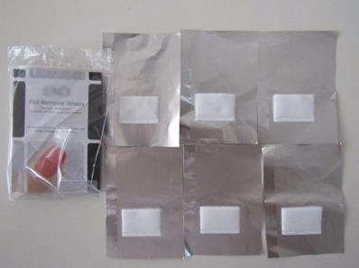 卸甲棉铝箔片定制