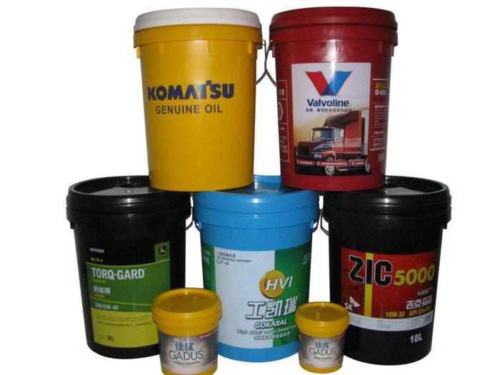 耐油污油桶标签